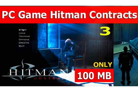 Download Hitman contracts Game For Pc - Hitman 3 Download ...