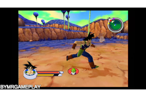 Dragon Ball Sagas Secret Bardock (PS2) - YouTube