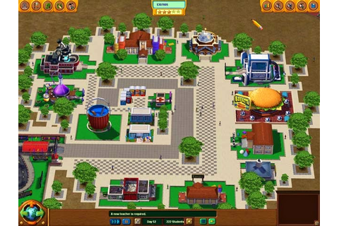 Free Download PC Games and Software: School Tycoon Game