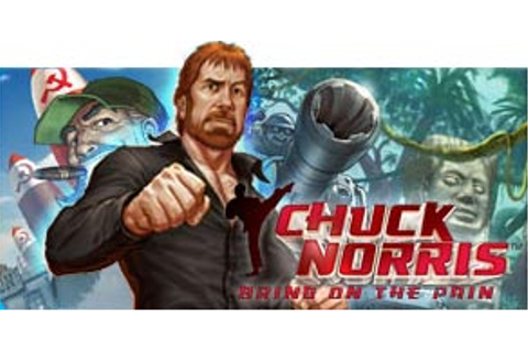 Chuck Norris: Bring On The Pain - java game for mobile ...