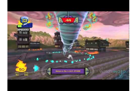 Forgotten Video Games: Tornado Outbreak - YouTube