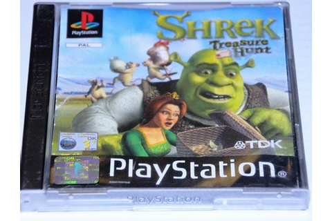 Games - Shrek Treasure Hunt was listed for R65.00 on 1 Mar ...