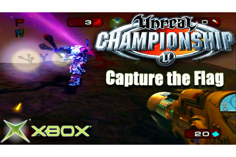 Unreal Championship: Capture the Flag | Original Xbox Game ...