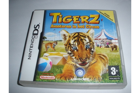 Nintendo DS game: Tigerz - Catawiki