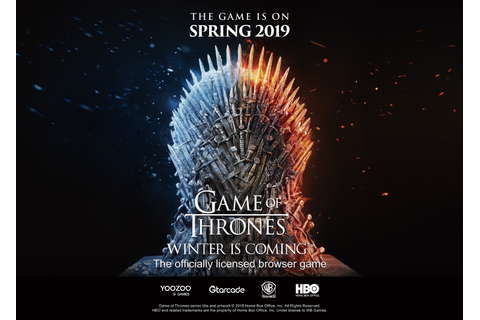 Game of Thrones® Winter is Coming™ Announced at Gamescom ...