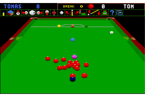 Download Jimmy White's 'Whirlwind' Snooker - My Abandonware