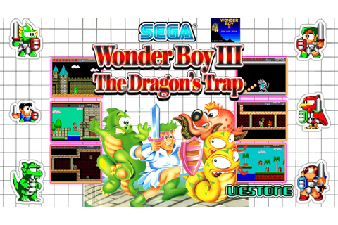 Wonder Boy 3 : The Dragon's Trap (FM sound) - YouTube