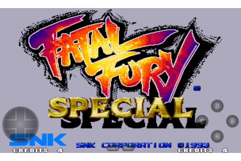 "Free Download Games "" Fatal Fury Special - King Of ..."