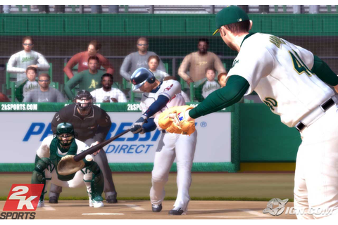 MLB 2K7 Screenshots, Pictures, Wallpapers - Xbox 360 - IGN