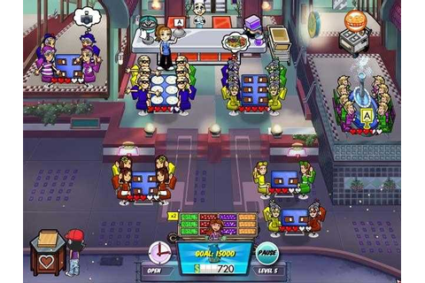 Diner Dash 5 BOOM Download Free Full Game | Speed-New