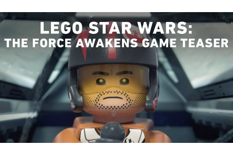 LEGO Star Wars: The Force Awakens Video Game - Announce ...