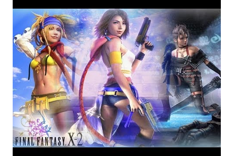 CGRundertow FINAL FANTASY X-2 for PlayStation 2 Video Game ...