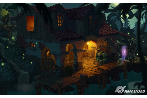 Ghost Pirates of Vooju Island Screenshots, Pictures ...