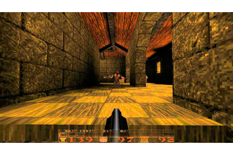 Quake (PC) 1080p Gameplay - YouTube