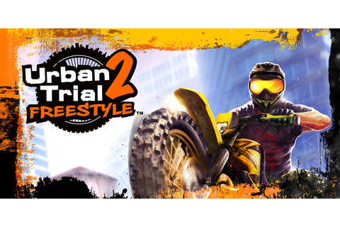 Urban Trial Freestyle 2 | Nintendo 3DS download software ...