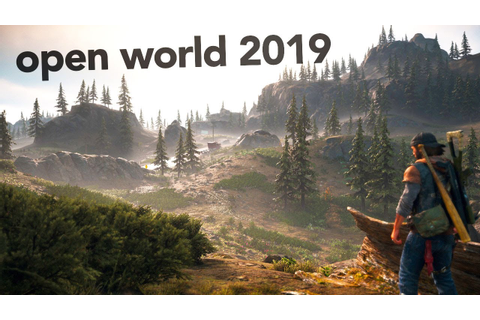 10 BEST Open World Games of 2019 - YouTube