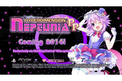 Hyperdimension Neptunia: Producing Perfection (PP) North ...