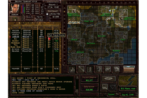 JAGGED ALLIANCE 2 - Free Games For You