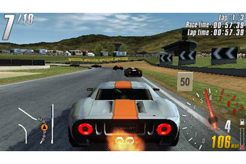 Race Driver 2006 Game | PSP - PlayStation