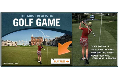 Our List Of The Best Free Golf Games Online