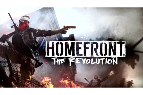 Homefront: The Revolution - Game Movie - 1080p HD - YouTube