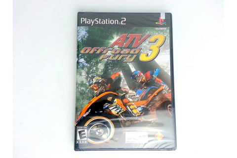 ATV Offroad Fury 3 game for Playstation 2 (New) | The Game Guy