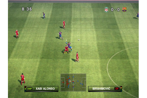 Pro Evolution Soccer - PES 2010 Free Download - Nice game ...