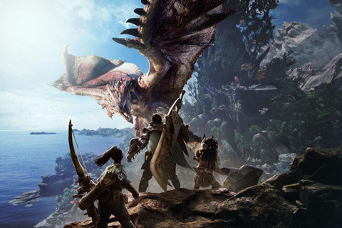 Capcom to release Monster Hunter: World