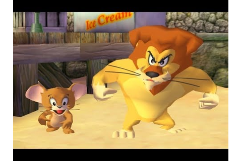 Tom and Jerry Game for Kids - Tom and Jerry War of the ...