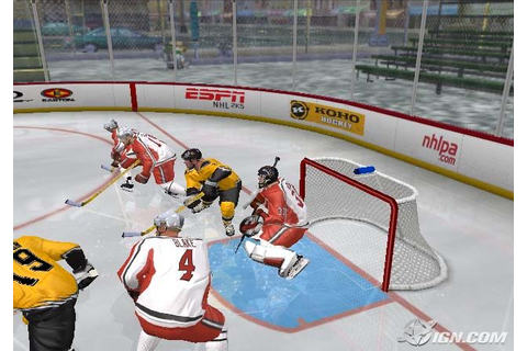ESPN NHL 2K5 Screenshots, Pictures, Wallpapers - Xbox - IGN