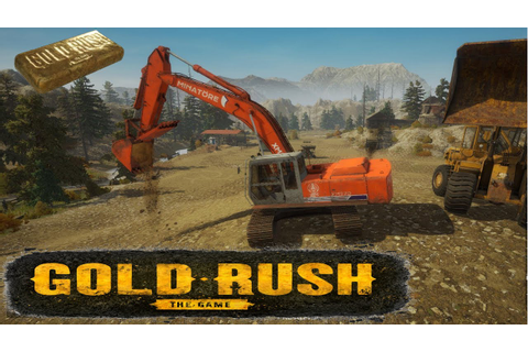 Gold Rush The Game !! Kickstarter Demo First Look - YouTube