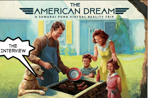 The American Dream – The Interview – All The PlayStation ...