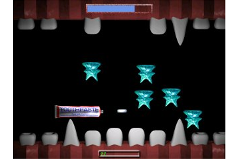 Caiman free games: Molar Madness by Daniel Wilson.