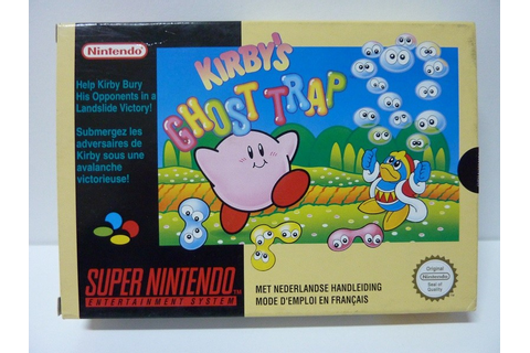 KIRBY'S GHOST TRAP - Retrogameshop