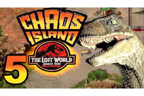 Tall Grass!! || Chaos Island - The Lost World PC ...