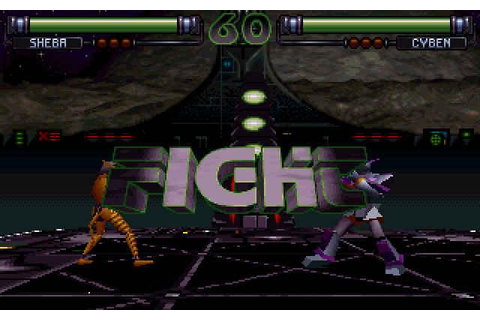 FX Fighter Download (1995 Arcade action Game)