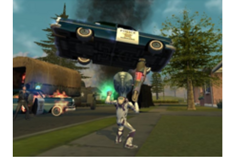Destroy All Humans! (video game) - Wikipedia