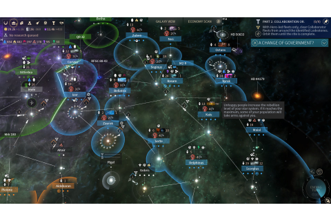 The Refined Geek » Endless Space 2: First You Get the Dust…