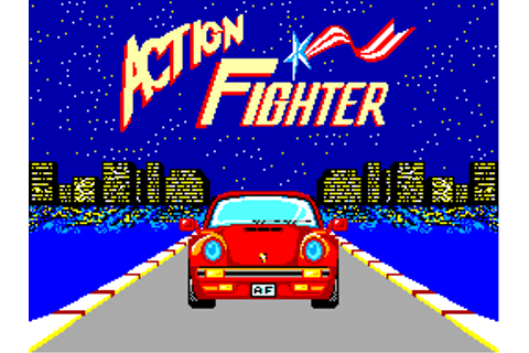 Play Action Fighter Sega Master System online | Play retro ...