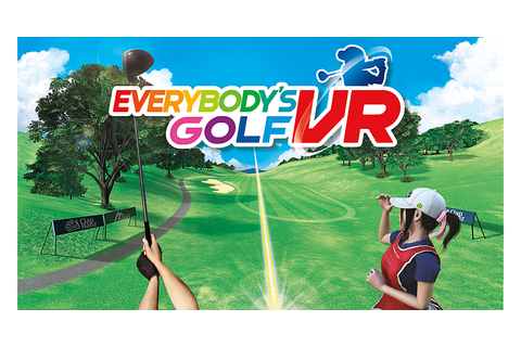 Everybody's Golf VR Game | PS4 - PlayStation
