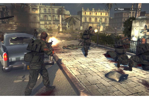 Kane & Lynch Dead Men Download Free Full Game | Speed-New