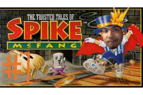 The Twisted Tales of Spike Mcfang #1 (Have you Heard of ...
