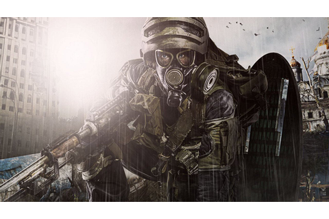 Metro 2033 Developer Teasing New Game - IGN
