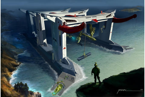Imperial docks | Command and Conquer Wiki | FANDOM powered ...
