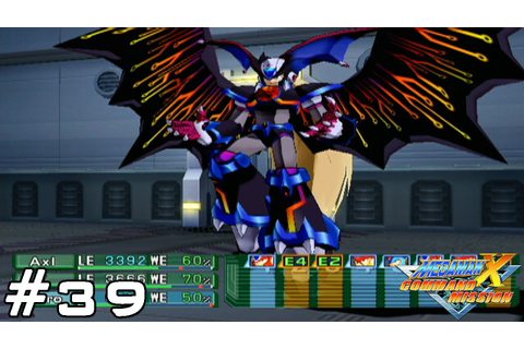 Mega Man X: Command Mission - Part 39: A Bad Fanfiction ...