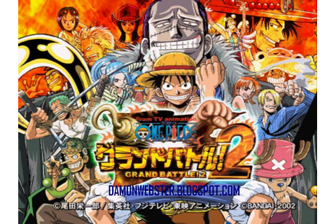 Download One Piece Grand Battle 2 PS1 (Game PC) ~ Blogger ...