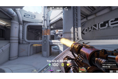 Unreal Tournament Gameplay (2017) HD 60 FPS - YouTube