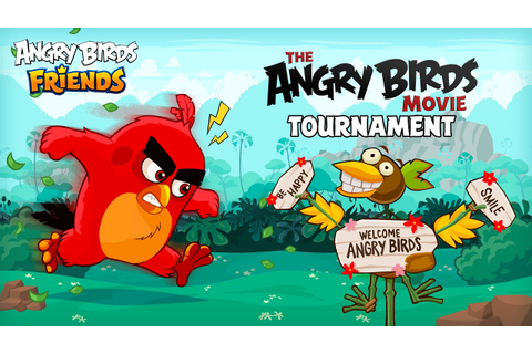 Play The Angry Birds Movie Tournament in Angry Birds ...