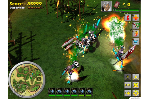 The Gladiators: Galactic Circus Games Screenshots ...