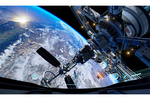 ADR1FT: Fight for Survival in Space in the Gripping VR ...